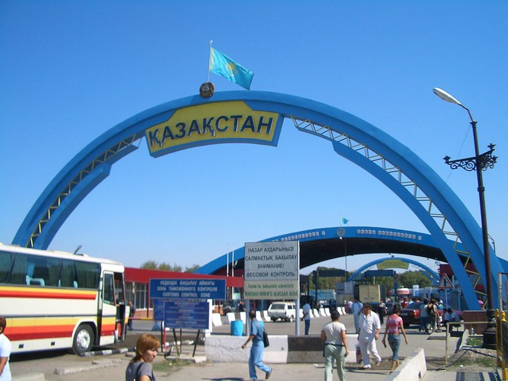 Kazakhstan's ethnic-Chinese minority return from Kyrgyzstan after coronavirus-sparked violence