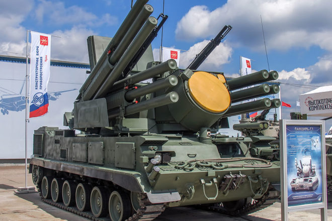 Serbia receives Russian air-defence equipment