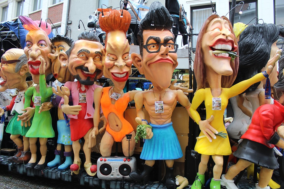Le carnaval continue malgré la polémique