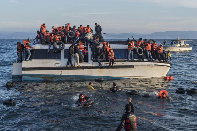 Migrations : la Grèce appelle l'UE à l'aide