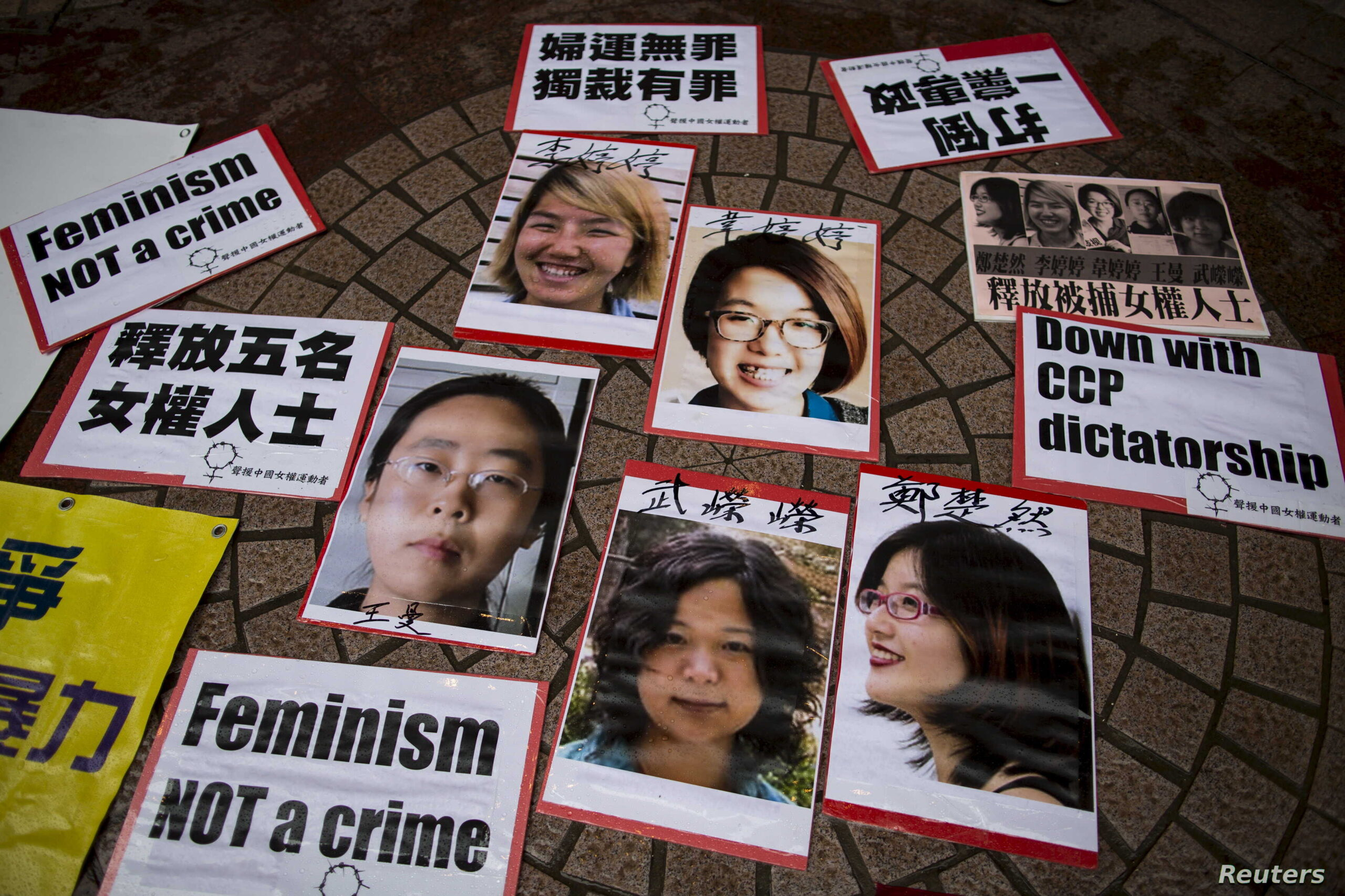 L'Asie, un continent de combats féministes