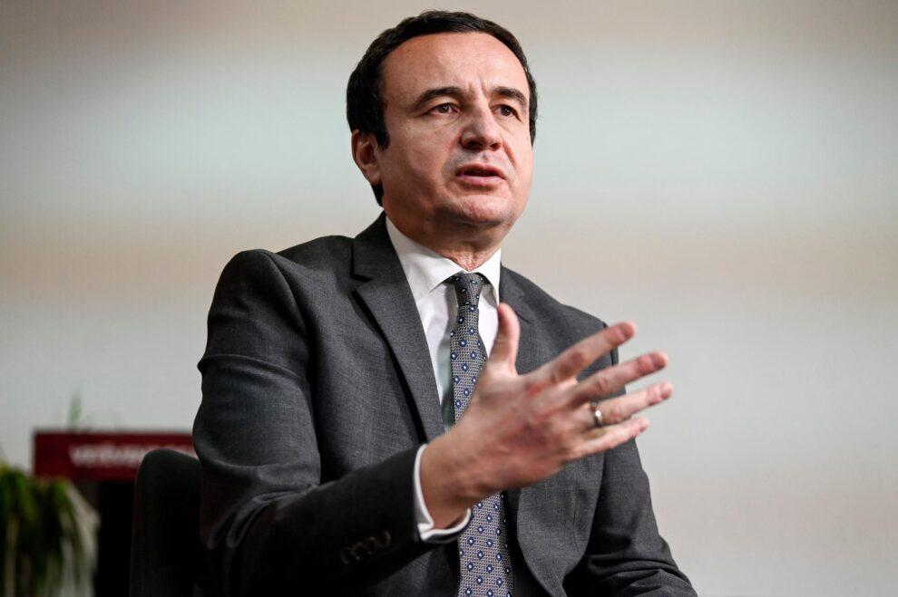 Le Parlement du Kosovo soutient Albin Kurti en tant que nouveau Premier ministre