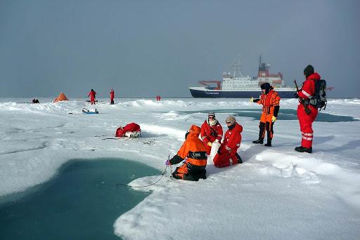 Du microplastique trouvé en Sibérie, à proximité de l'océan Arctique