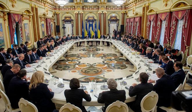 L'Ukraine compte sur l'aide des Etats-Unis pour accélérer son adhésion à l'OTAN