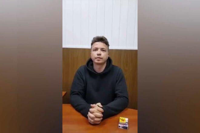 La Biélorussie fait face à de nouvelles sanctions pour l'arrestation d'un journaliste