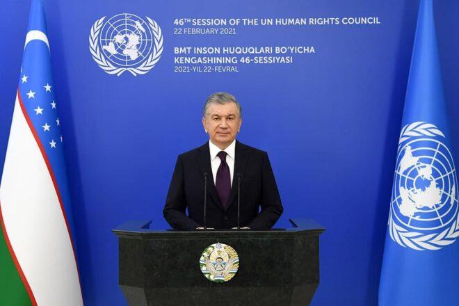 Droits de l'Homme en Ouzbékistan : réalisations et défis pour l'avenir