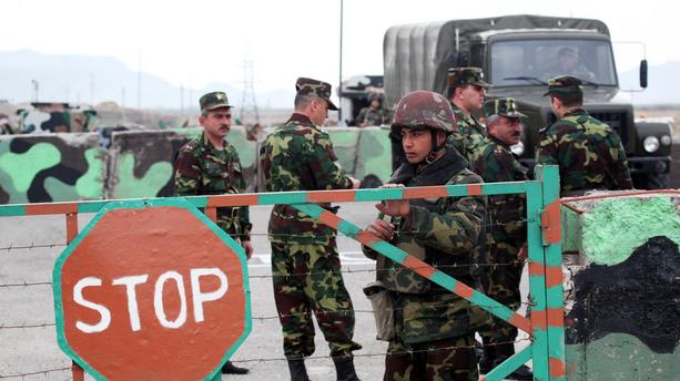 L'Arménie appel à l'aide les forces russes à la frontière azerbaïdjanaise