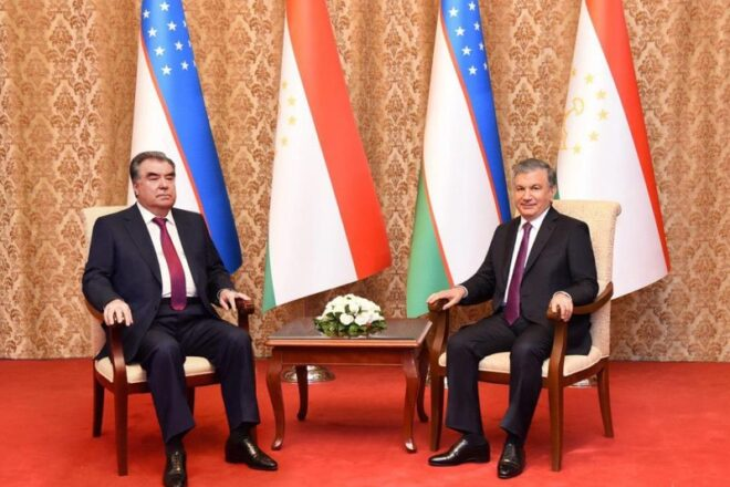 Le Tadjikistan et l'Ouzbékistan adoptent des approches différentes vis-à-vis de l'Afghanistan